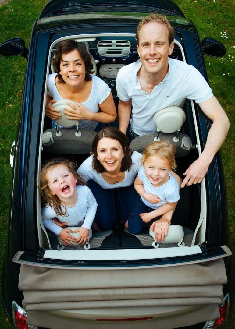 Mit der gemeinsamen Nutzung eines Fahrzeugs sind diverse Aufgaben verbunden.
